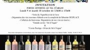 Invitation PO Val argan