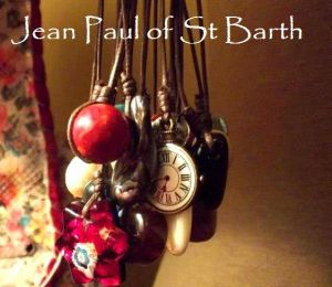 ligne de bijoux Jean Paul of St Barth