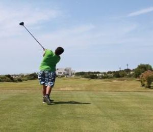 Stage de golf junior