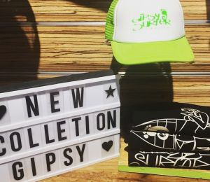 Gipsy Surfer collection hiver
