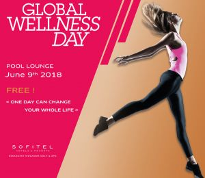 Global Wellness Day Sofitel Essaouira