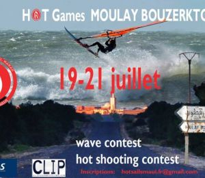 « Hot Games »  Moulay Bouezrktoune
