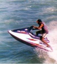 Jet ski Essaouira :  peche essaouira wakeboard plage