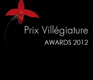 Villégiature Awards 2012
