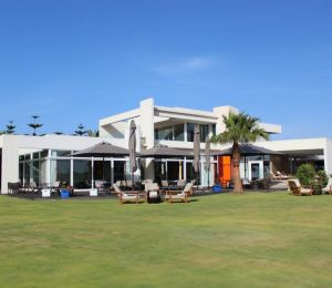 restaurant le club house du golf de Mogador