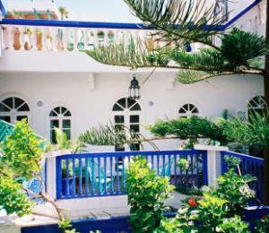 Villa maroc restaurant marocain essaouira riad en m dina for Les jardins de la villa maroc essaouira