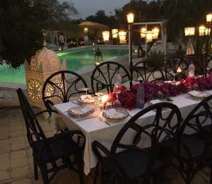 Tous vos v nements priv s aux jardins de villa maroc for Les jardins de la villa maroc essaouira