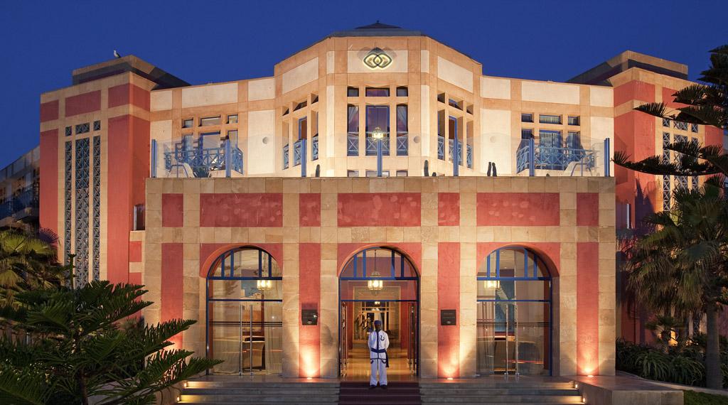 H 244 Tel Le M 233 Dina Thalasso Sea And Spa Un Hotel Luxe Face 224