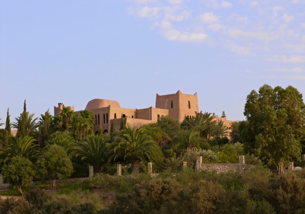 Le Jardin Des Douars Palais D Hotes Dans La Region D Essaouira