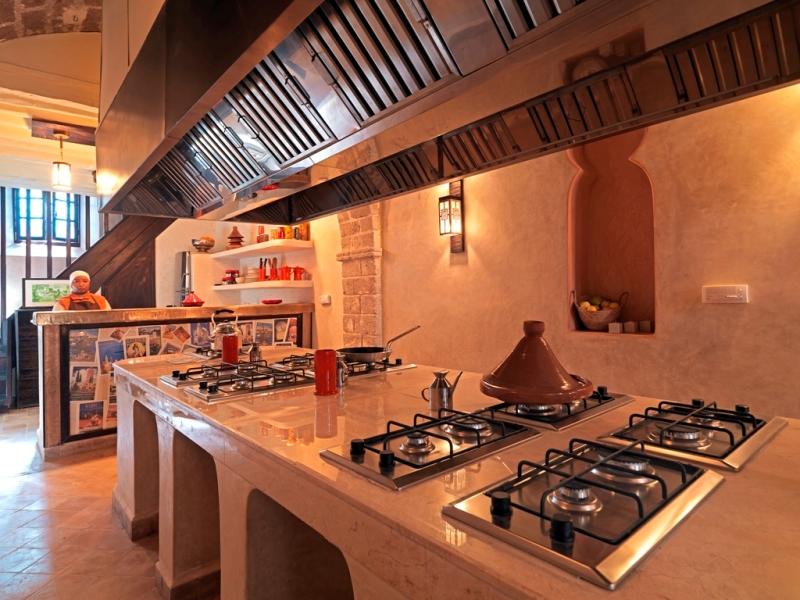 Riad madada mogador l 39 art de vivre d 39 essaouira for Equipement cuisine