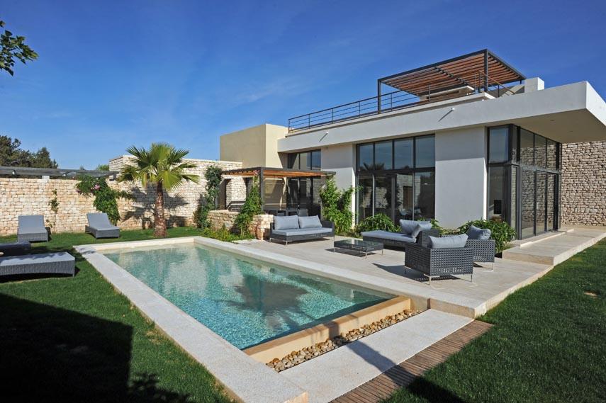 Location de villa essaouira au golf de mogador for Jardin villa maroc