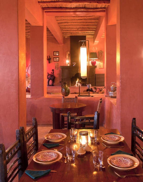 restaurant dans la campagne d 39 essaouira la table du jardin des douars. Black Bedroom Furniture Sets. Home Design Ideas