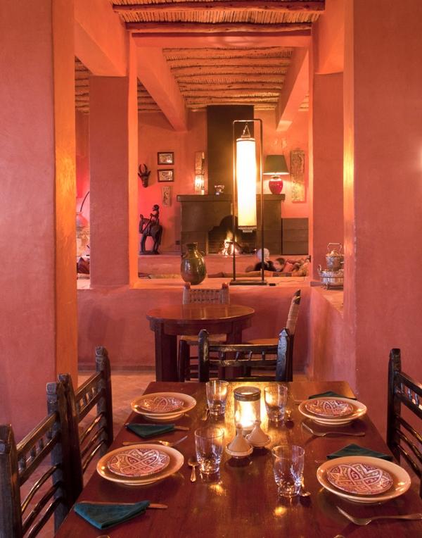 Restaurant dans la campagne d 39 essaouira la table du jardin for La table du jardin