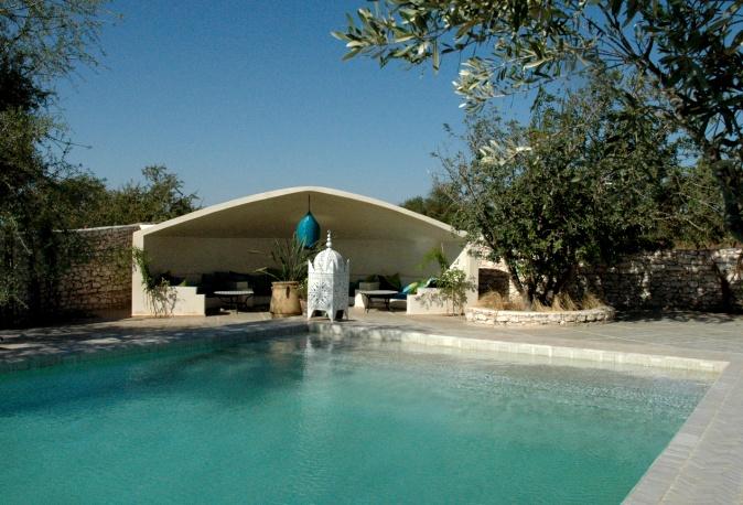Ouverture du restautant essaouira babel jardins villa maroc for Les jardins de villa maroc essaouira