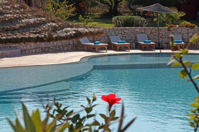 L arganeraie essaouira des riad de charme dans la ville d for Riad essaouira avec piscine