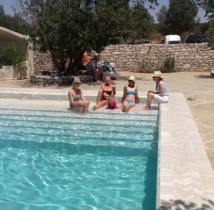 Babel les jardins villa maroc nouveau restaurant piscine for Construction piscine rabat