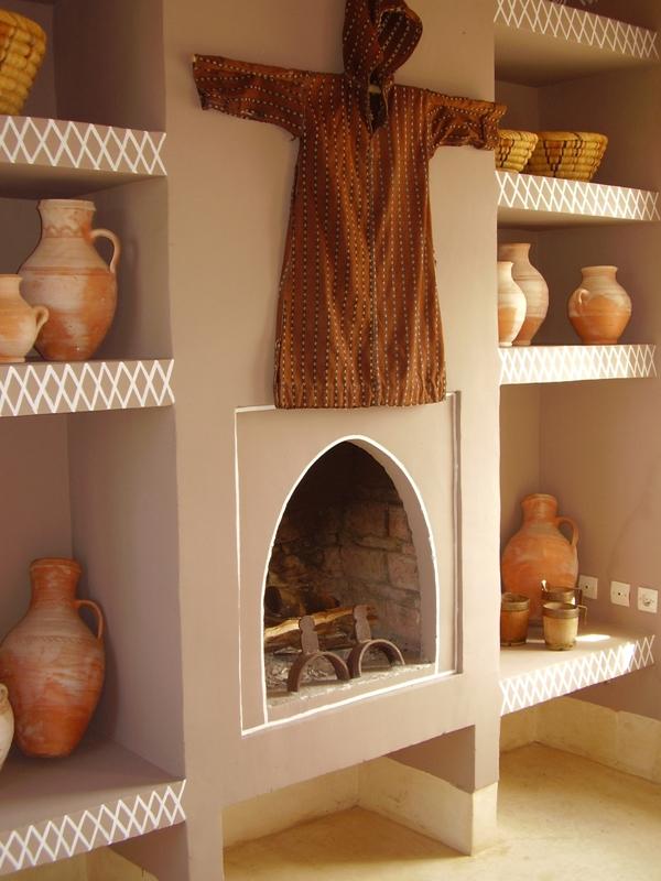 Cheminee Contemporain Villa Marocaine – Chaios.com