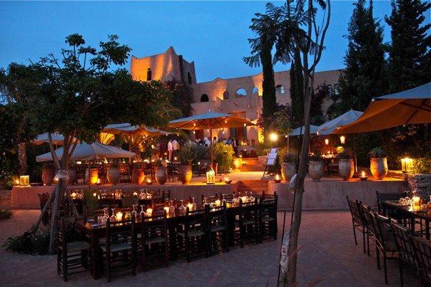 Le jardin des douars palais d 39 h tes dans la r gion d for Essaouira chambre d hote