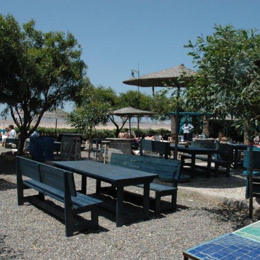 Restaurant Océan Vagabond Essaouira: Un Café Resto Sur La