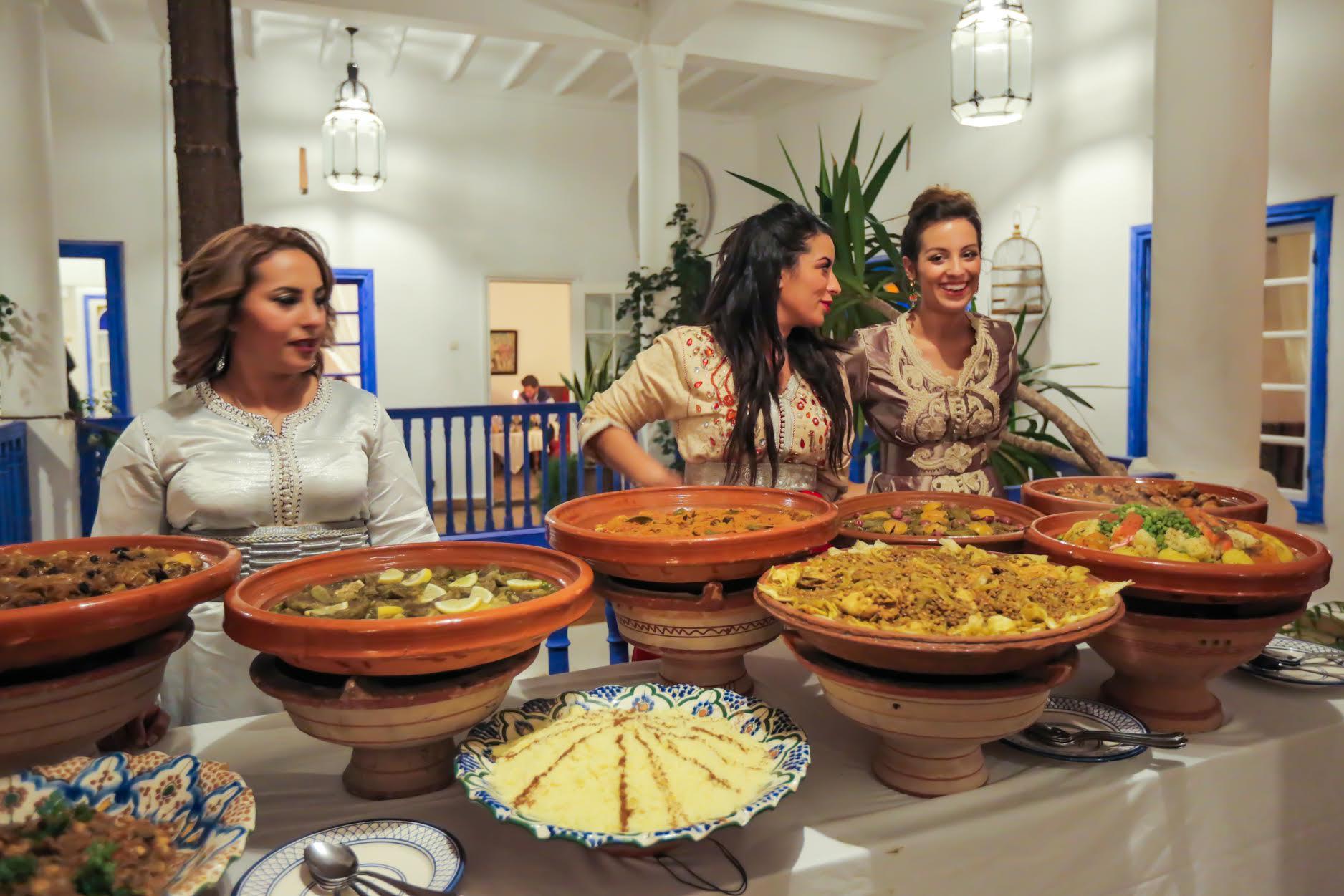 Les f tes de fin d 39 ann e villa maroc essaouira - Les jardins de villa maroc essaouira ...