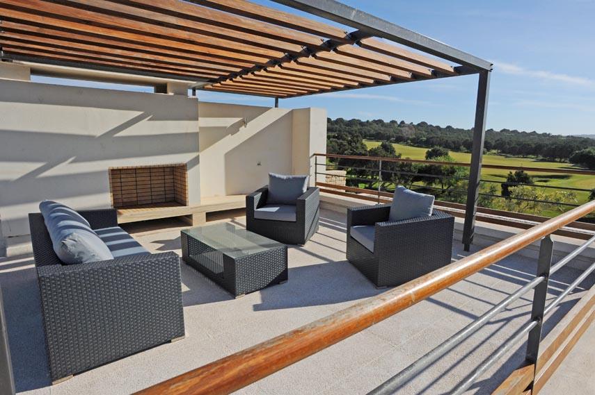 Location De Villa A Essaouira Au Golf De Mogador